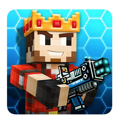 Play Pixel Gun 3D Pocket Edition for PC in Windows