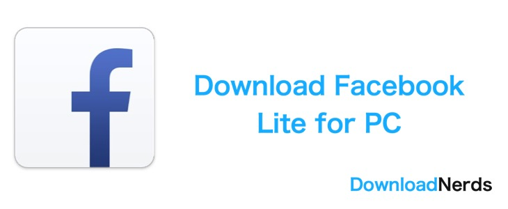 Download Facebook Lite for PC