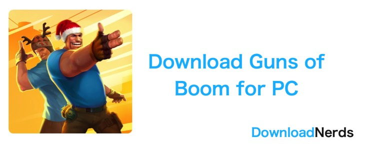 Download Guns of Boom for PC